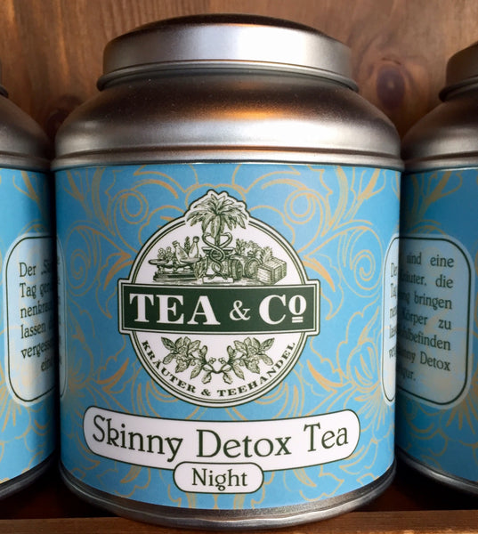 Tea & Co Skinny Detox Tea Night