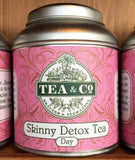 Tea & Co Skinny Detox Tea Day + Night Set