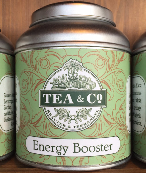 Tea & Co Teatox Energy Booster