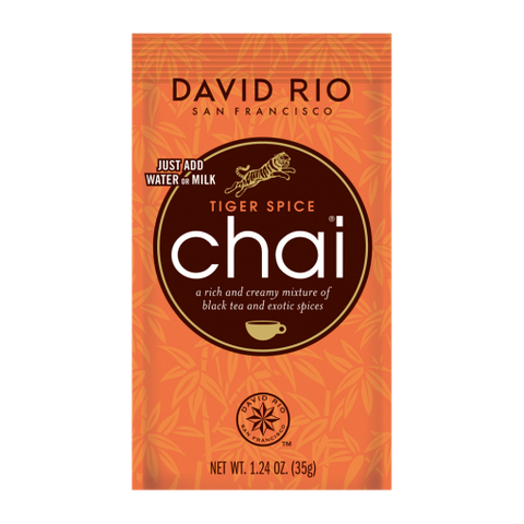 David Rio Tiger Spice Portionsbeutel
