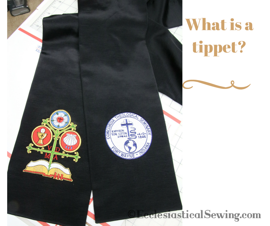 What is a Tippet? Clergy Tippet Modern Use & Historical Background