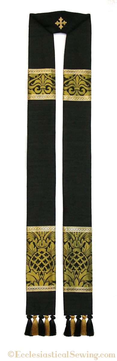 Stole in the Saint Augustine Ecclesiastical Collection