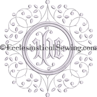 Small Altar Linen Machine Embroidery Designs | Machine Embridery Designs Small Altar Linens Ecclesiastical Sewing