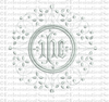 IHC Altar Linen Embroidery Design