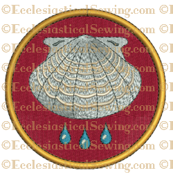 Baptism--Religious Machine Embroidery File