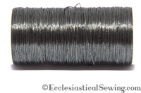 Black Opal #371 Goldwork Thread | Metal Embroidery Threads Ecclesiastical Sewing
