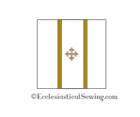 Burse Vestment Pattern | Church Vestment Sewing Pattern
