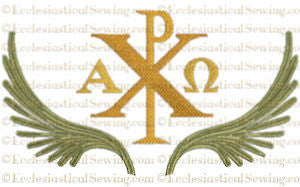 Church & Religious Embroidery Designs, Patterns