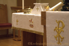 Agnus Dei Goldwork Collection Superfrontal