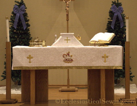 Church Paraments & Altar Hangings | Ecclesiastical Sewing