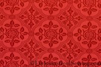 Cloister Liturgical Brocade Fabric