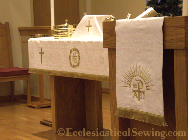 Dayspring Collection Altar Hangings | Church Paraments & Altar Hangings | Ecclesiastical Sewing