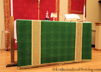 St. Michael Altar Frontal