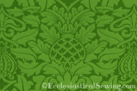 Fairford Liturgical Brocade Fabric