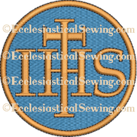 IHS--Religious Machine Embroidery File