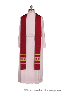 Pastor Stole Roman Catholic Priest Vestments Anglican Vestments Priest Stoles Ecclesiastical Sewing