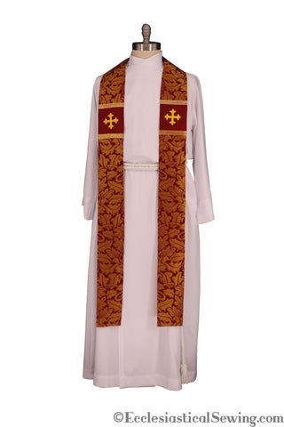 Regal Collection of Pastor and Priest Stoles