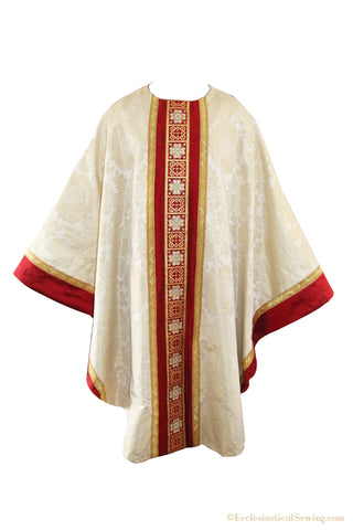 Chasuble and Stole Set in the Saint Thomas Ecclesiastical Collection