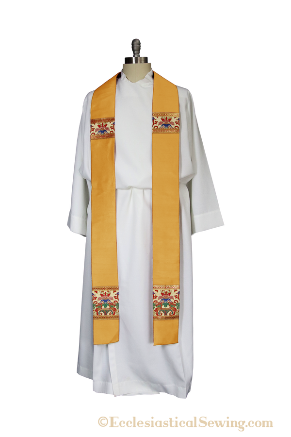 Stole | in the Saint Jerome Ecclesiastical Collection