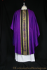 Gothic Chasuble and Stole Set