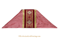 St. Ignatius Chalice Veil and Burse Collection