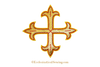 Iron Cross Applique | Applique Designs and Applique Patterns on Sale
