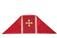 Chalice Veil with Iron Cross