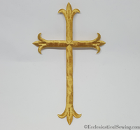 Latin Iron On Crosses | Religious Appliques