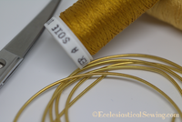 Lizardine Goldwork Thread | Goldwork Threads Hand Embroidery