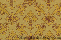 Orleans Cloth of Gold For Vestments | Church Fabrics and Linen (Online)
