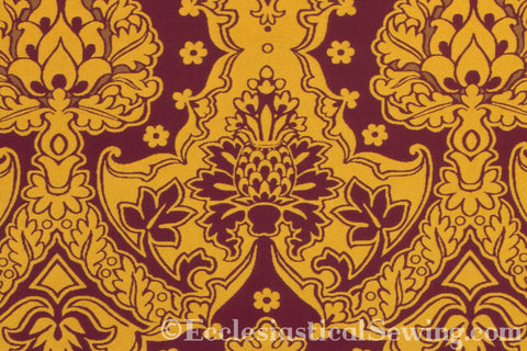 Perugia Liturgical Fabric