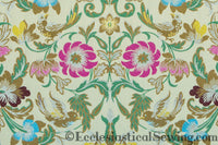 Portuguese Tapestry Liturgical Fabric