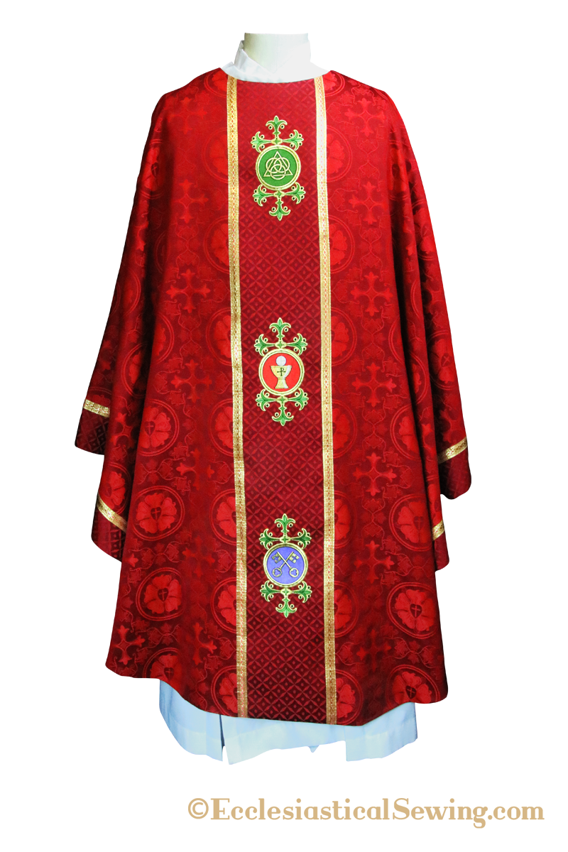 products/RedReformationMonasticChasubleFrontintheLutherRoseBrocadeEcclesiasticalCollectionEcclesiasticalSewing.png