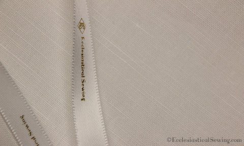 "Resplendent 108"" Linen Blend Liturgical Fabric"