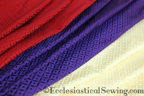 Romsey Brocade Liturgical Fabric