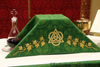 Sanctified Collection of Chalice Veil and Burse