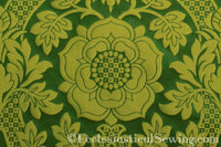 St. Margaret Brocade Liturgical Fabric
