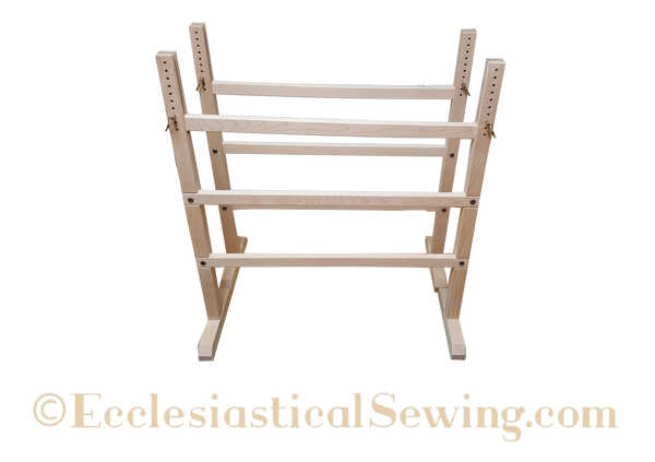 Trestle Frame Stands for Slate Frames | Hand Embroidery