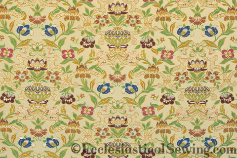 Verona Tapestry Liturgical Fabric