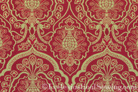 Wakefield Brocatelle Liturgical Fabric