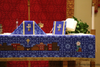 Advent Altar Frontals | City of David Superfrontal & Altar Hangings
