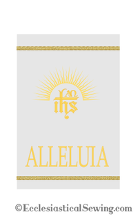 Christmas and Easter Banners for Churches | Dayspring Collection Alleluia
