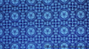 Luther Rose Liturgical Brocade Fabric - Blue | Church Fabrics (All Colors)
