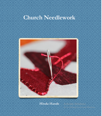 Hand Embroidery Online Tutorial Guide for Beginners | Church Needlework by Hinda Hands