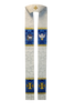 Canterbury Cross Clergy Stole | Pastor & Priest Stoles Collection