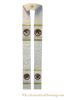 Clergy Stole #2 in the Evangelist Collection | Pastoral or Priest Stoles