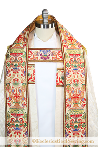 Cope Vestment and Stole Set | John of Damascus Collection