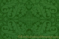 Florence Liturgical Brocade Fabric