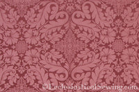 Florence Church Fabric | Brocade Fabric Rose