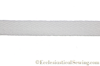 Heavyweight Twill Tape 1/2 Inch | Liturgical Fabrics, Trims, and Notions